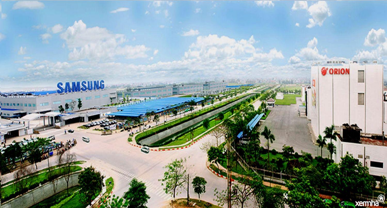 Phát triển bất động sản quanh các khu công nghiệp